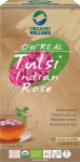 ORGANIC WELLNESS Herbata tulsi w saszetkach Indian rose