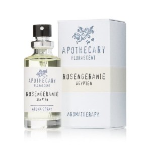 FLORASCENT Apothecary Aroma Spray GERANIUM 15ml