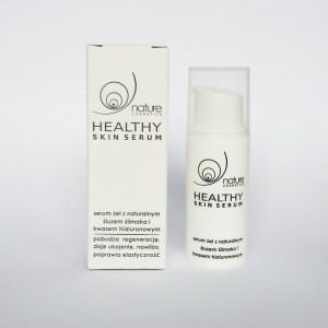NATURE COSMETICS Healthy Skin Serum - żel ze śluzem ślimaka 5ml
