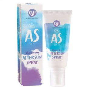 Ey! AfterSun Rozświetlający spray po opalaniu SPF 10, 100ml