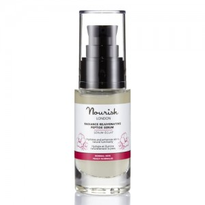 NOURISH Radiance Rejuvenating Peptide Serum - Odmładzające serum peptydowe 30ml