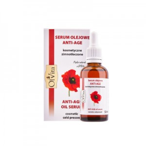 OLVITA Serum olejowe anti-age 50ml