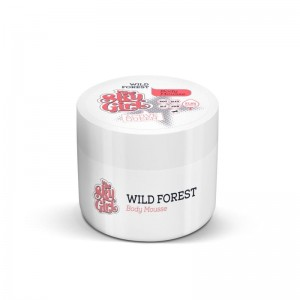 BE THE SKY GIRL Mus do ciała WILD FOREST 100ml