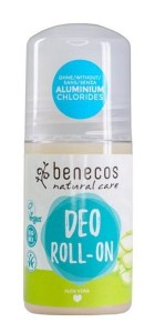 BENECOS Naturalny dezodorant roll-on z aloesem 50ml