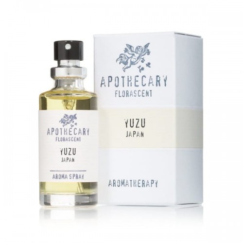 FLORASCENT Apothecary Aroma Spray YUZU 15ml.jpg