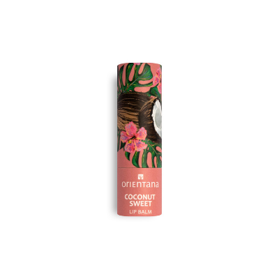 Orientana Coconut Sweet Lip Balm - naturalny balsam do ust.png
